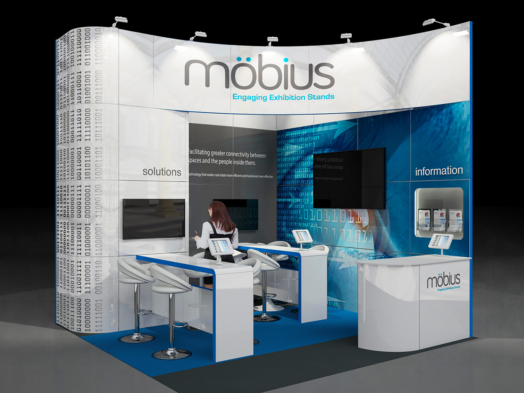 Exhibition Stand Method Statement : Mob love expo