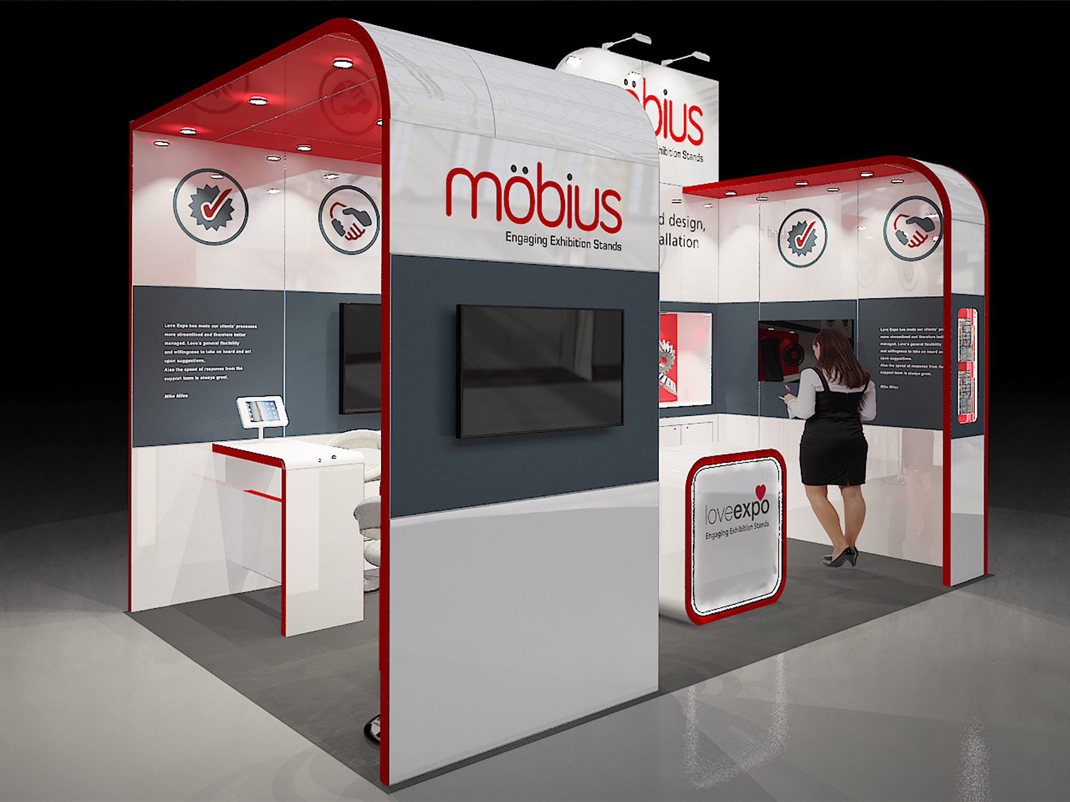 Exhibition Stand Risk Assessment Form : Mob love expo
